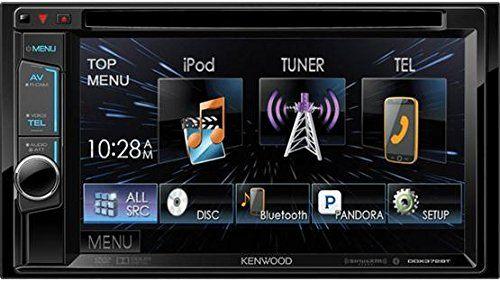 Kenwood DDX372BT Double DIN Bluetooth In-Dash DVD/AM/FM Receiver