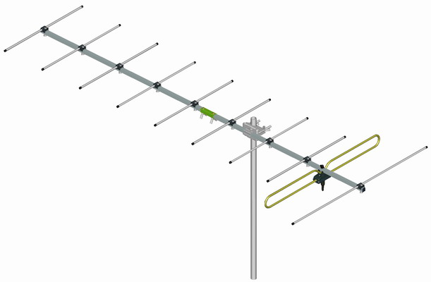 Outdoor TV Antenna