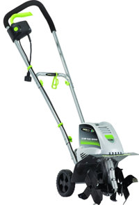 Earthwise 11-Inch 8.5-Amp Corded Electric Tiller/Cultivator, Model TC70001