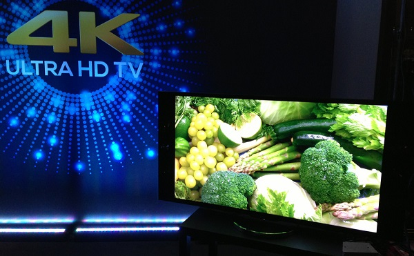 Ultra HD 4K TV