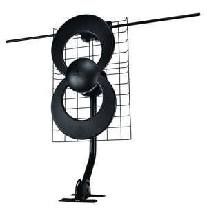 ClearStream 2V Indoor/Outdoor HDTV Antenna with Mount