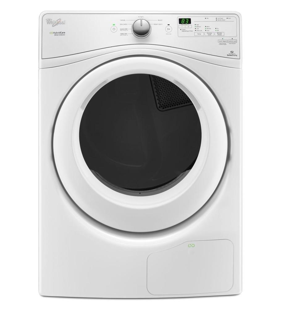 WHIRLPOOL WED7990FW 7.4 cu. ft. HybridCare(TM) True Ventless Heat Pump Dryer