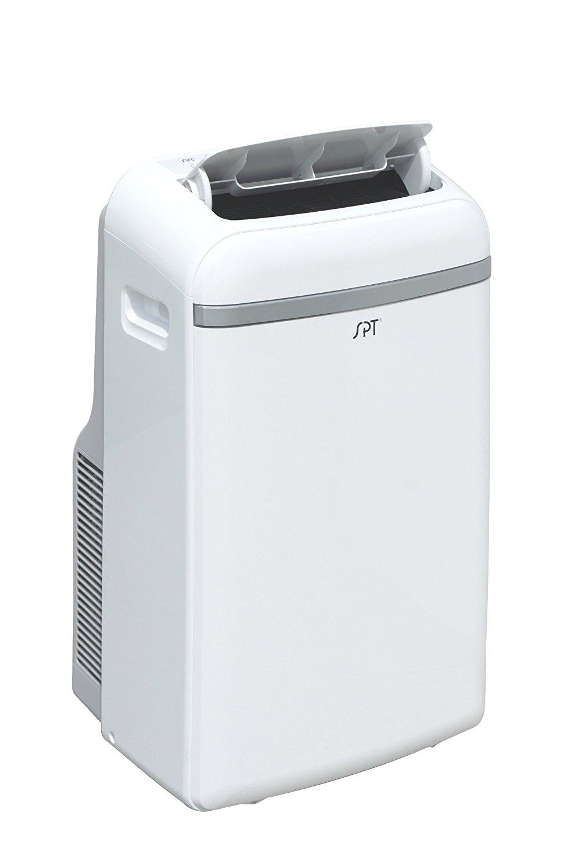 SPT WA-1240H Portable Air Conditioner with Heater, 12000 BTU