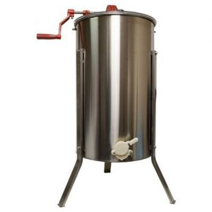 Harvest Lane Honey 2Frame Metal Extractor