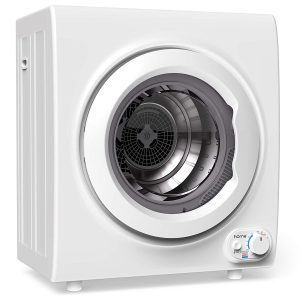 hOmeLabs 9 Pounds Capacity Compact Laundry Dryer