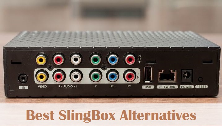 Slingbox Alternative