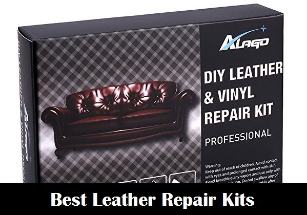 10 Best Leather Repair Kits Reviewed [November 2019]