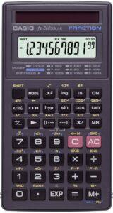 Casio Fx 260 Solar Ii Scientific Calculator