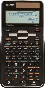 Sharp El W516tbsl 16 Digit Advanced Scientific Calculator