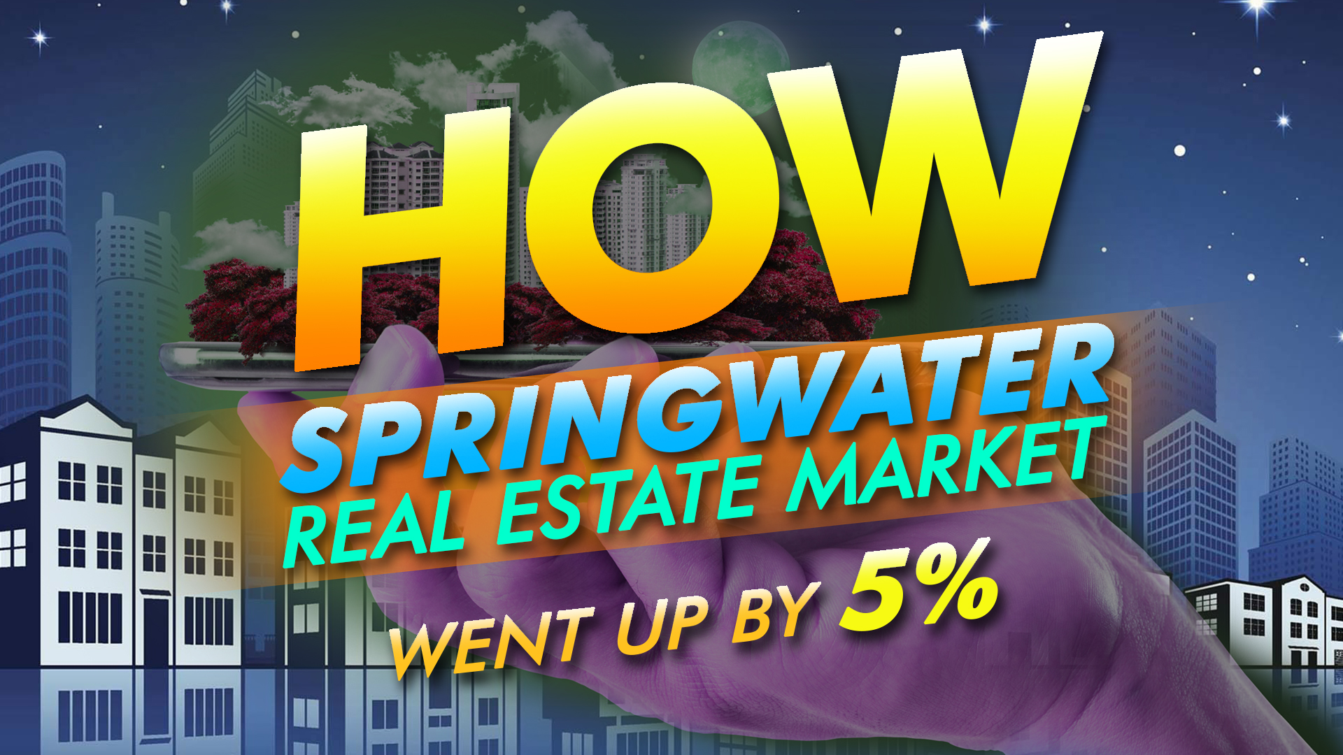 How Springwater Real Estate Market Went Up By 5%