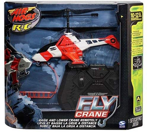 Air Hogs Rc Fly Crane Helicopter