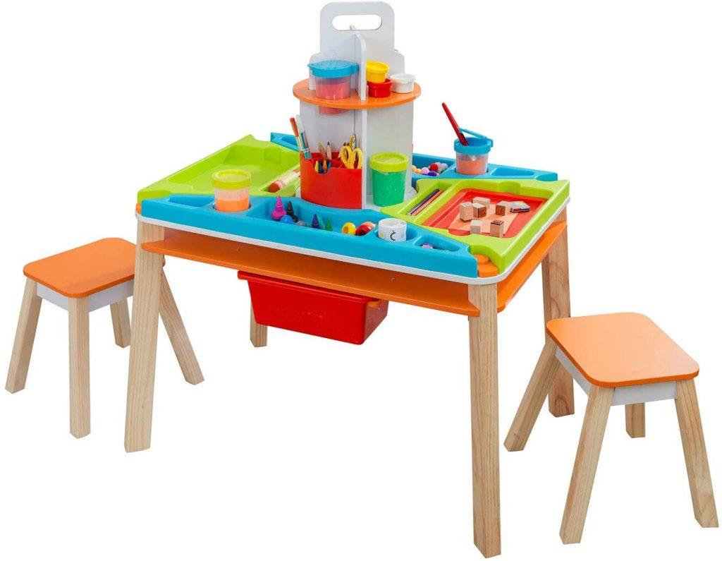 Kidkraft Ultimate Kids Activity Art Table