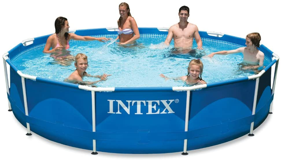 Intex 12ft X 30in Metal Frame Pool