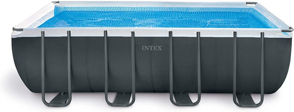 Ntex 18ft X 9ft X 52in Ultra Xtr Rectangular Pool Set