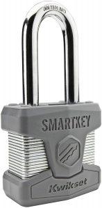 Kwikset Smartkey Padlock