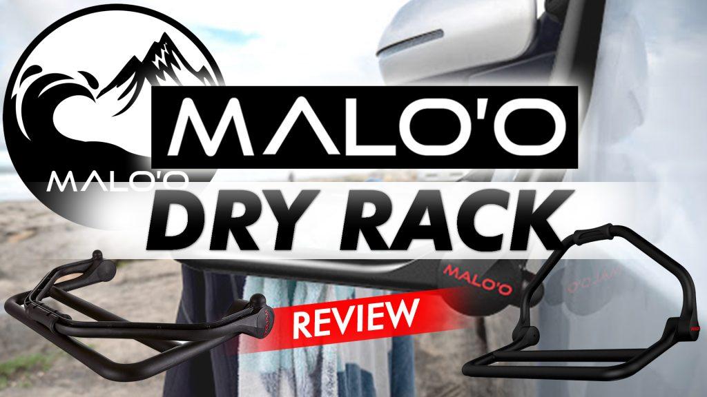 Malo'o Dryrack Review