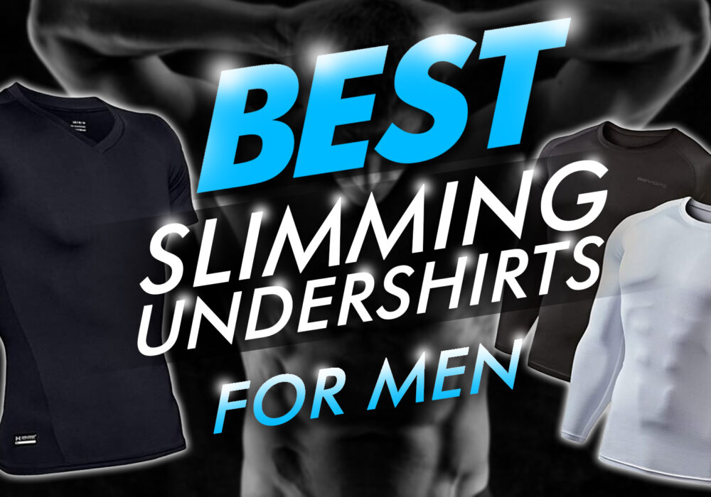 Best Slimming Undershirts For Men Final