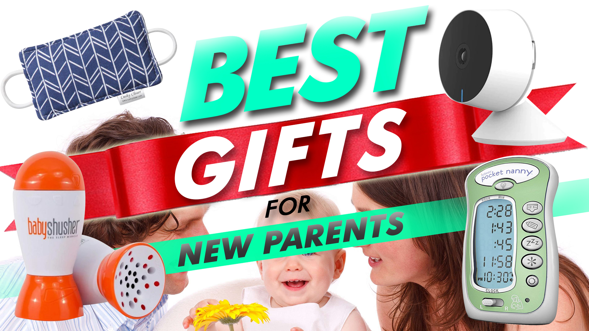 Best Gifts For New Parents