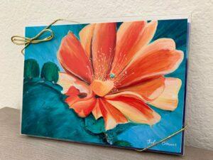 Colorful Floral Art Prints