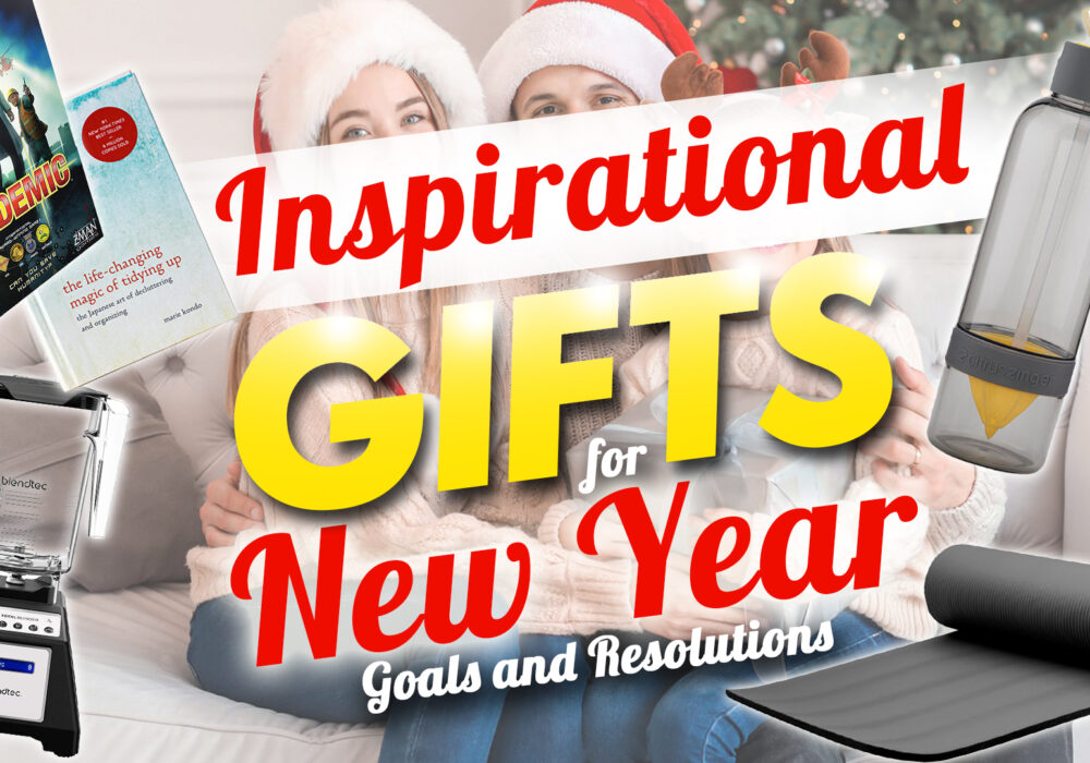 Inspirational Gifts For New Year Goals And Resolutions