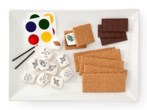 Paint Your Own S'mores Kit