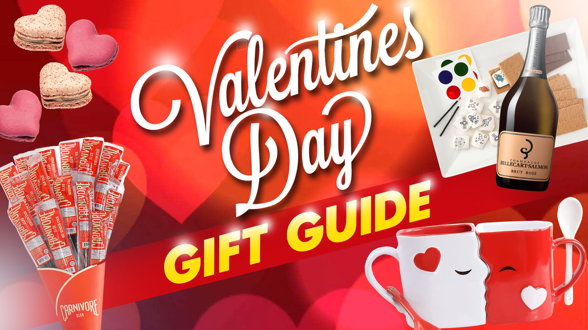 Valentine's Day Gift Guide Wow Your Valentine With These Thoughtful Gifts